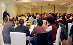 Sanayiciler ve Bursiyerler, Geleneksel İSOV Kahvaltısında Bir Araya Geldi 02