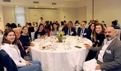 Sanayiciler ve Bursiyerler, Geleneksel İSOV Kahvaltısında Bir Araya Geldi 01