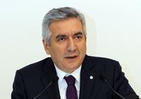 İSOV Yönetim Kurulu Başkanı<br />Erdal Bahçıvan