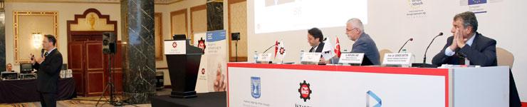 İSO, Teknoloji Geliştirmede İsrail Deneyimi ve İşbirliği Fırsatları Semineri Düzenledi 01