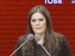 Çalışma ve Sosyal Güvenlik Bakanı Jale Sarıeroğlu