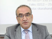 Beylikdüzü Organize Sanayi Bölgesi Yönetim Kurulu Başkanı Adnan Keleşoğlu
