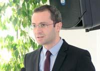 İstanbul Vergi Dairesi Başkanlığı Usul Grup Müdürü Halil Sencar