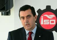 İSO Sanayi Şubesi Müdürü Mehmet Çavdar