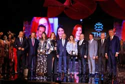 İTHİB'in Kumaş Tasarım Yarışmasını Kazananlara Ödülleri Takdim Edildi 01