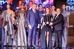 İTHİB'in Kumaş Tasarım Yarışmasını Kazananlara Ödülleri Takdim Edildi 03