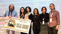 İTÜ Çekirdek Big Bang'de, İSO Geleceğin Sanayicisi Büyük Ödülü'nü Vivosens Aldı 01
