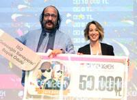 İTÜ Çekirdek Big Bang'de, İSO Geleceğin Sanayicisi Büyük Ödülü'nü Vivosens Aldı 02