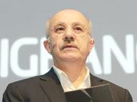 İTÜ Rektörü Prof. Dr. Mehmet Karaca