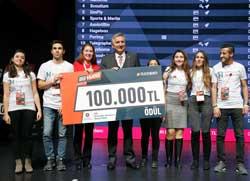 İSO Geleceğin Sanayicisi Büyük Ödülü'nü Nanomik, Simularge ve Hagelson Paylaştı 05