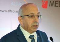 İÜ Rektör Yardımcısı Prof. Dr. Sedat Murat