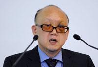 JETRO İstanbul Genel Müdür Yardımcısı Yasuyuki Ishiga