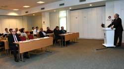 İSO, Karadeniz Ticaret ve Kalkınma Bankası Bilgilendirme Toplantısı Gerçekleştirdi