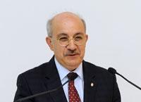 Prof. Dr. Mehmet Karaca İTÜ Rektörü