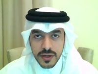 Qatar's Consul-General in Istanbul, Mansoor bin Abdulla Al-Sulaitin