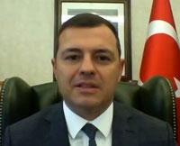 Mert Özmert, First Undersecretary of the Turkish Embassy in Doha