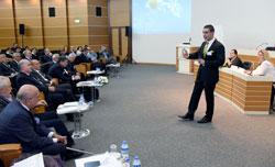 Kauçuk Sektörü Temsilcileri Kümelenmenin Önemini Tartıştı