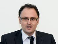 Fatih Pişkin İstanbul Kalkınma<br />Ajansı Planlama, Programlama ve Koordinasyon Birimi Başkanı