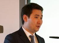 Kazakistan Yatırım ve Kalkınma Bakanlığı Yatırım Komitesi Başkan Yardımcısı Kairat Karmanov