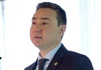Kazakistan İstanbul Başkonsolosu Yerkebulan Sapiyev
