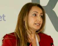 TBD İstanbul Şubesi Başkanı<br />Deniz Tiryakioğlu