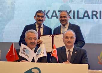 KOSGEB ve BTK arasında Stratejik Ürün Destek Programı Protokolü İmzalandı