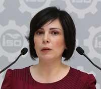 Kuzey Makedonya Hükümeti Yabancı Yatırımlar Bakanlığı Birim Başkanı Radica Bobinska