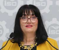 Kuzey Makedonya Yabancı Yatırımlar Bakanı Zorica Apostolska