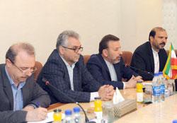 """Bakan Mahmoud Vaezi ile Görüşmeden """"İSO'da İran Masası"""" Fikri Ortaya Çıktı 02"""