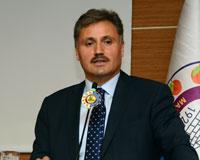 Malatya Büyükşehir Belediye Başkanı Ahmet Çakır
