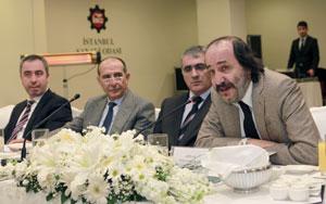 Maliye Bakanlığı'nın Üst Düzey Bürokratları İstanbullu Sanayicilerin Sorunlarını Dinledi 01