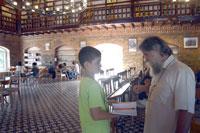 Kongrede Sunum Yapacak Öğrenciler Ali Nesin ile Matematik Köyü'nde Buluştu 01