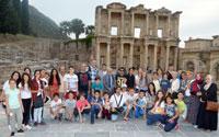 Kongrede Sunum Yapacak Öğrenciler Ali Nesin ile Matematik Köyü'nde Buluştu 02