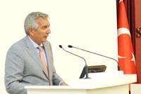 ICI President Erdal Bahçıvan