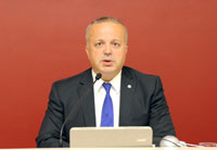 ICI Board Vice President İsmail Gülle