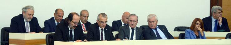 """""""Fikri Sınai Mülkiyet Hakları"""" Konusunda Bakan Özlü'den İSO'ya Tam Destek Geldi 04"""