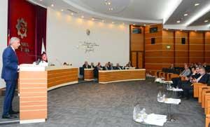 """İSO'nun Ağustos Meclisi'nde """"Teknoloji ve Yeni Sanayileşme Perspektifi"""" Konuşuldu 05"""