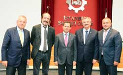 """İSO'nun Ağustos Meclisi'nde """"Teknoloji ve Yeni Sanayileşme Perspektifi"""" Konuşuldu 02"""