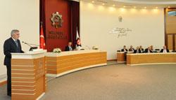 İSO Başkanı Bahçıvan: Türkiye'nin Büyümesindeki Aslan Payı Sanayinin01