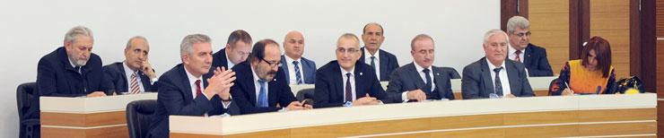 İSO Meclisi, KGF Projelerinin Sanayicinin Finansmana Erişimindeki Önemini Ele Aldı 03