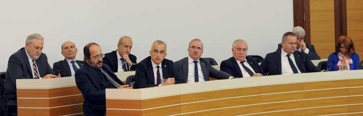 İSO'nun Aralık Meclisi'nde Çevre ve Şehircilik Bakanı Özhaseki Konuk Oldu 04