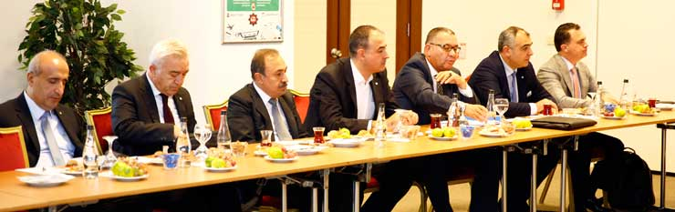 İSO Yönetim Kurulu, Meclis Çalışma Grupları 3