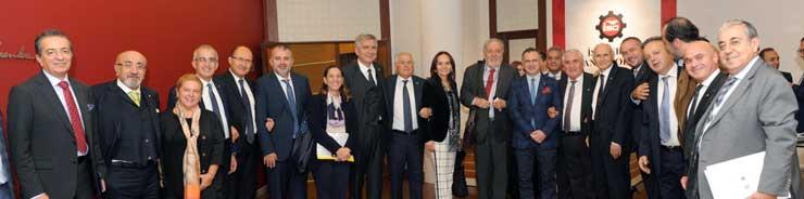 İSO'nun Ekim Meclis Toplantısında Prof. Dr. İlber Ortaylı Konuk Oldu 02
