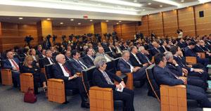 Merkez Bankası Başkanı Murat Çetinkaya Reel Sektörle İlk kez İSO Meclisi'nde Buluştu 04