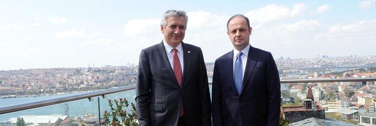 Merkez Bankası Başkanı Murat Çetinkaya Reel Sektörle İlk kez İSO Meclisi'nde Buluştu 01