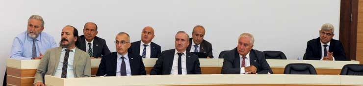 """Eylül Meclisinde """"Sermaye Piyasalarının Sanayimize Desteğinin Önemi"""" Konuşuldu"""