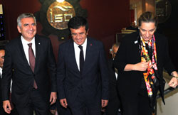 Bakan Zeybekci'nin Konuk Olduğu Meclis Toplantısında Üretim Ekonomisi Konuşuldu 04