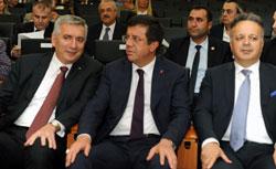 Bakan Zeybekci'nin Konuk Olduğu Meclis Toplantısında Üretim Ekonomisi Konuşuldu 03