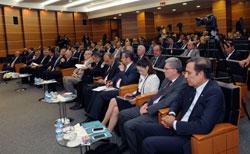 Bakan Zeybekci'nin Konuk Olduğu Meclis Toplantısında Üretim Ekonomisi Konuşuldu 02