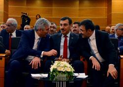Başbakan Binali Yıldırım, Yenilenen Odakule'yi Açarak İSO Meclisi'ne Katıldı 10